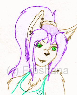 Froshana draws stuff Tumblr27