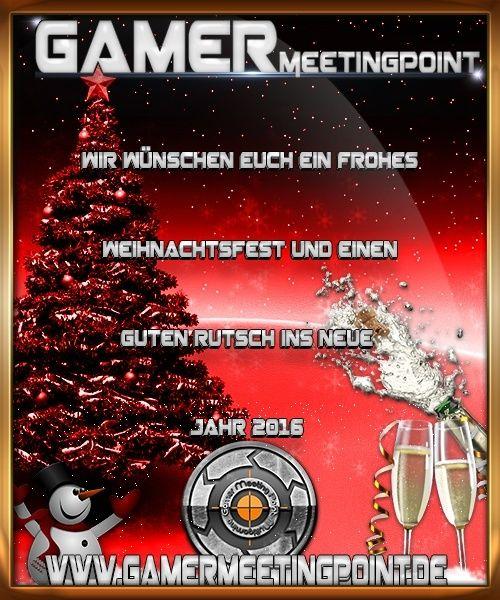 (HellRaiser) Weihnachtsflyer GMP Gamer310