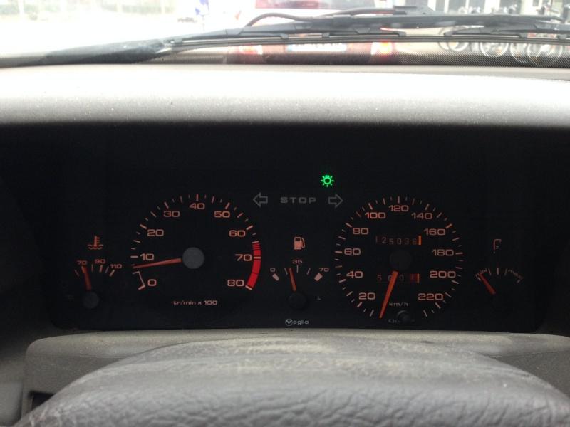 Nouveau en 405 Break SR 1.9 essence : Photos Compte10