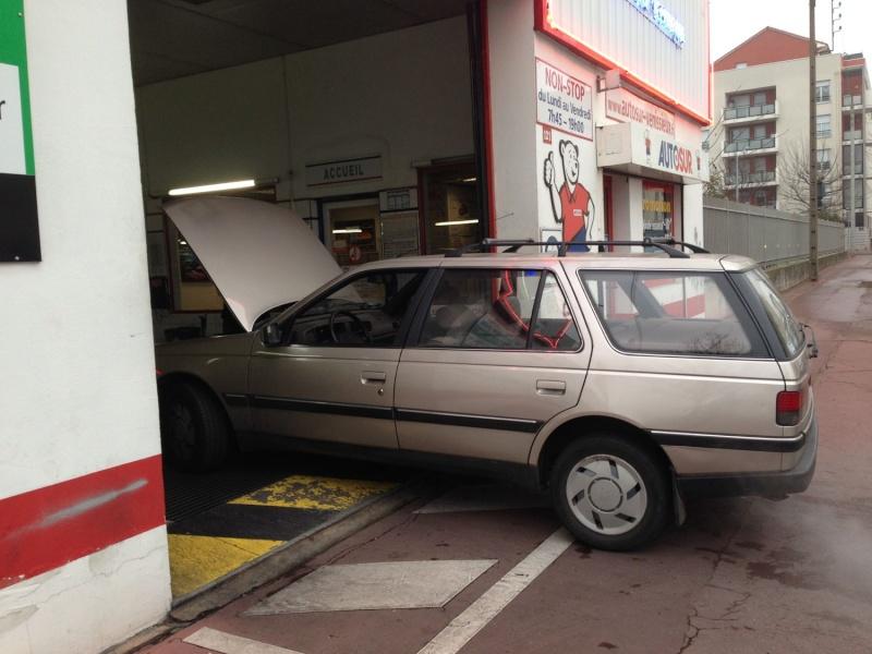 Nouveau en 405 Break SR 1.9 essence : Photos Ct-40510