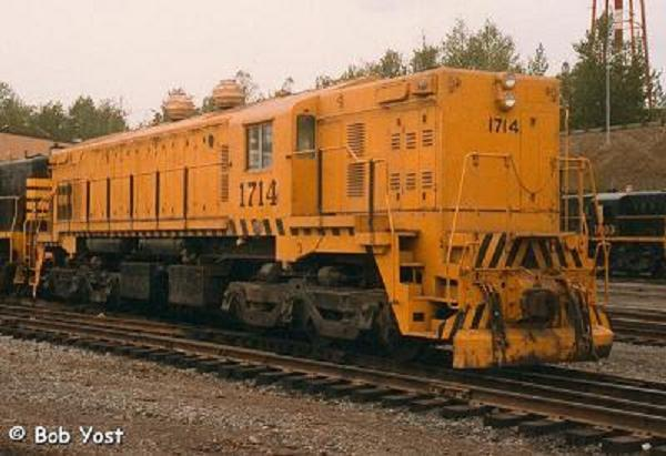Pictures of Yankee on DB-rails 171411