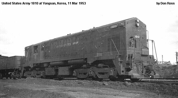 Pictures of Yankee on DB-rails 181010