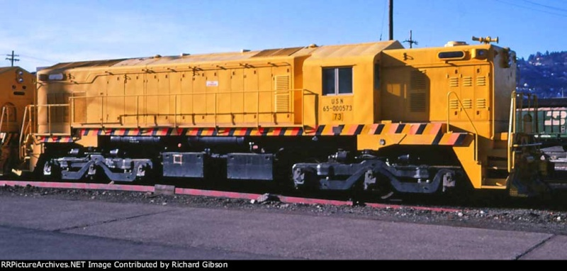 Pictures of Yankee on DB-rails 181710