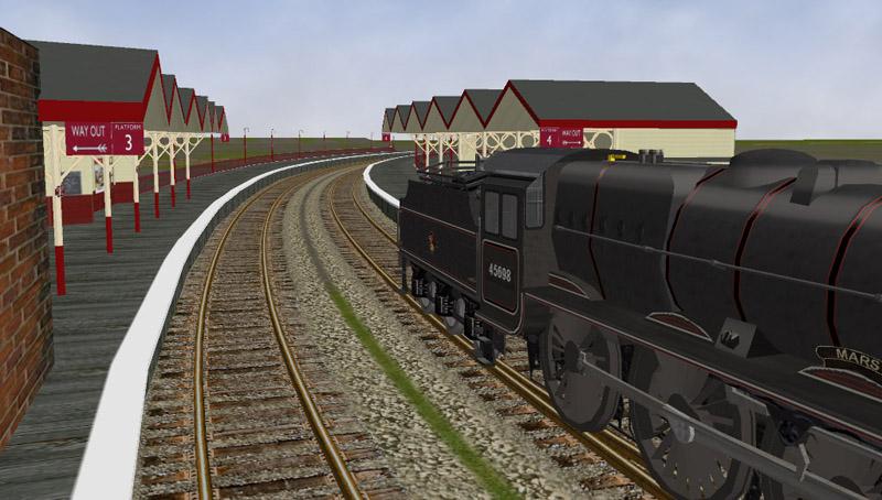 The Oldham Loop Line. Middle19