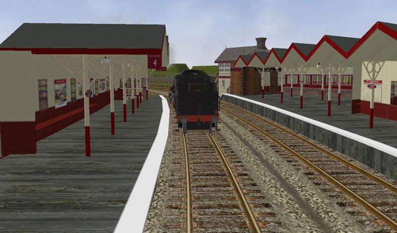 The Oldham Loop Line. Middle20