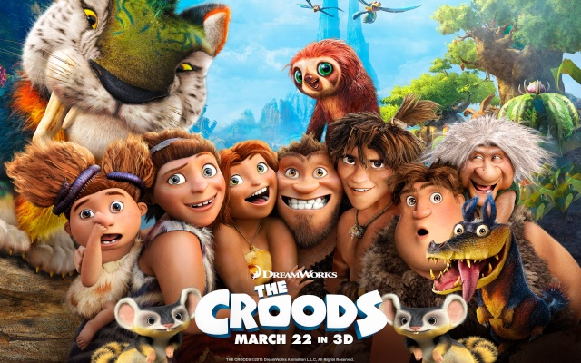 Les Croods The-cr10