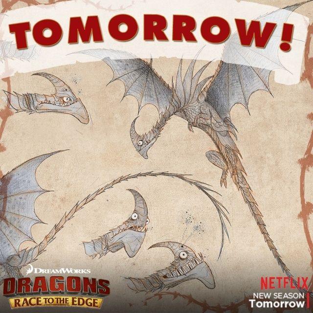 Dragons saison 3 : Par delà les rives [Avec spoilers] (2015) DreamWorks - Page 15 Tumblr22