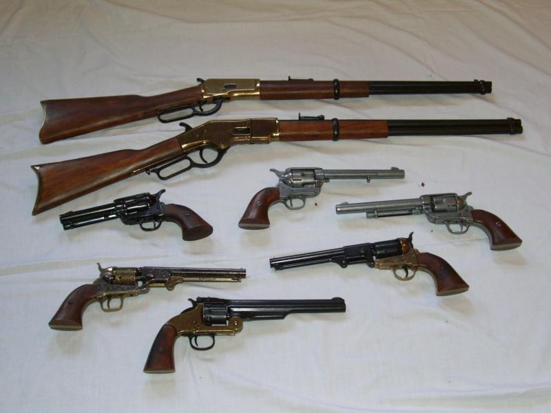 L'arsenale di Kit Carson Cimg0410