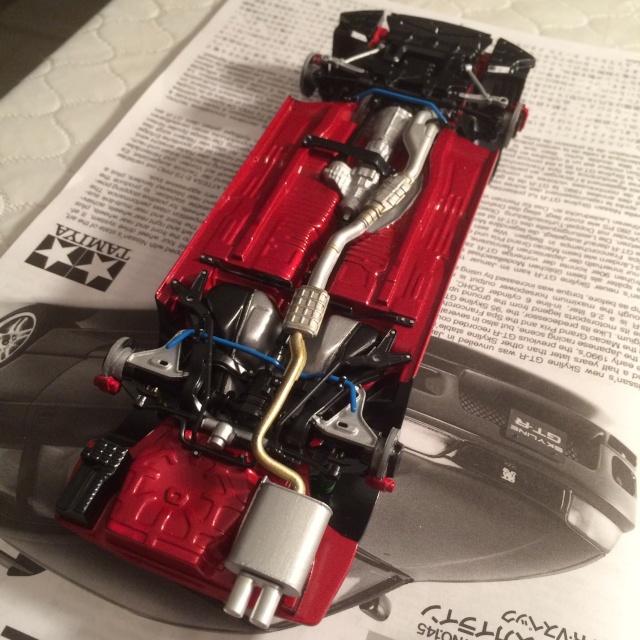 Nissan Skyline R33 GT-R V-Spec Image13