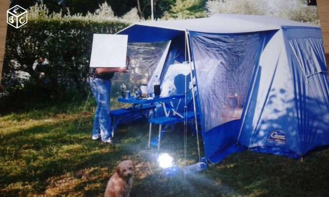 Qui reconnait ce modèle de tente Cabanon ? Tente_14