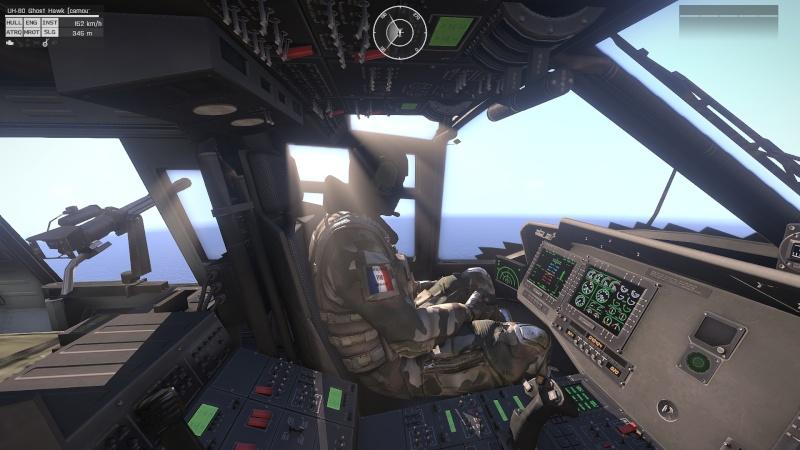 """pik pilote et oui  'ouyouyouille"""" Arma3_54"""
