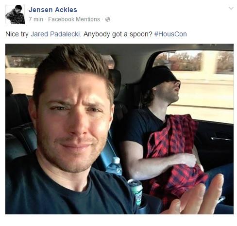 Le Twitter/FB/Insta de Jensen et Danneel - Page 4 Sans_t11