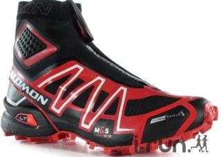 """Chaussures """"de route"""" VS. chaussures """"de trail"""" Snowcr10"""