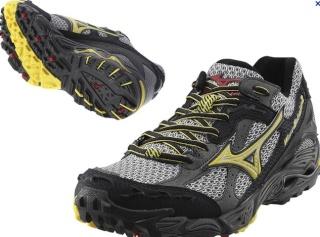 """Chaussures """"de route"""" VS. chaussures """"de trail"""" Trail110"""