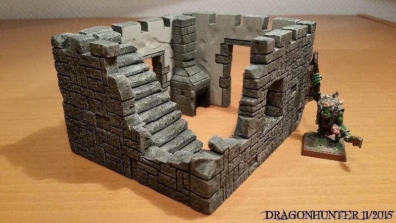 Dragonhunter's Terrain Pieces (WIP) 0112