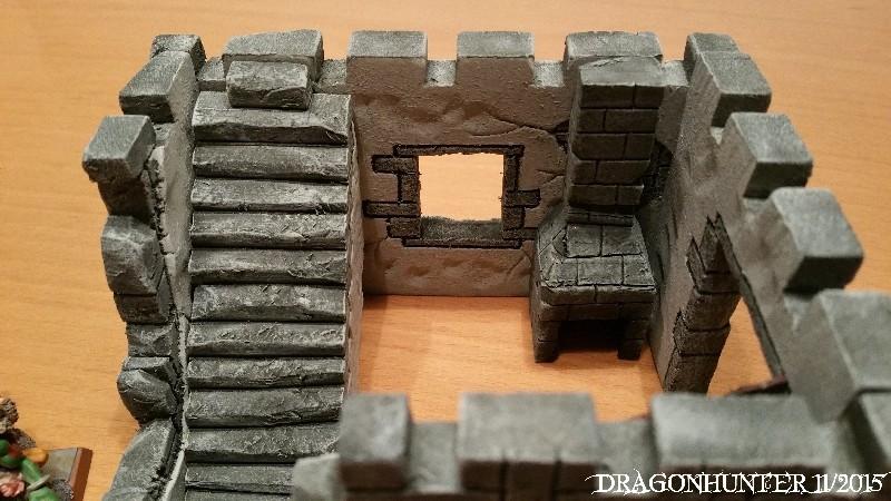 Dragonhunter's Terrain Pieces (WIP) 0510