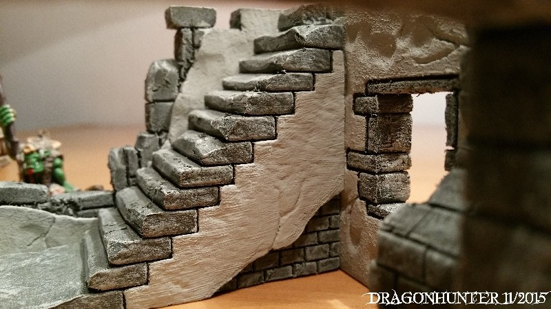 Dragonhunter's Terrain Pieces (WIP) 0610