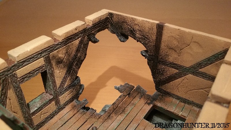 Dragonhunter's Terrain Pieces (WIP) 0910