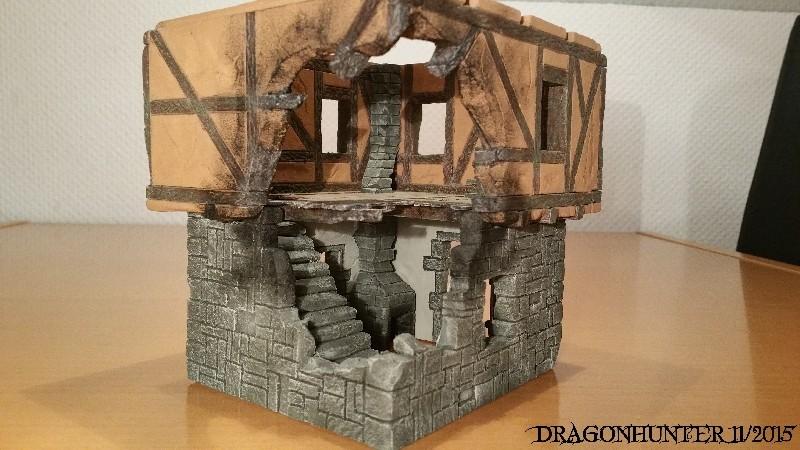Dragonhunter's Terrain Pieces (WIP) 1210