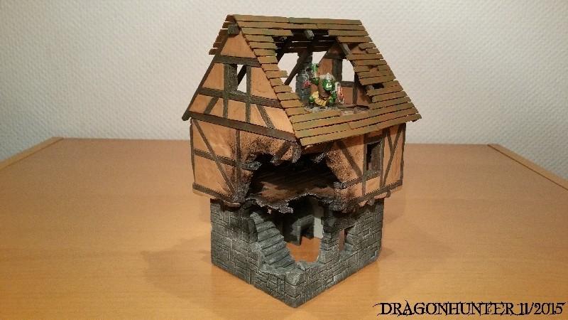 Dragonhunter's Terrain Pieces (WIP) 1310