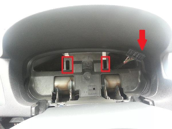 [Tuto] Démontage vitre de protection du compteur  Demont29