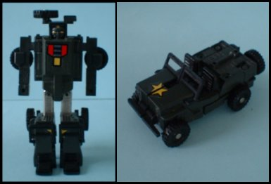 cerco gobots - pathfinder, road ranger e geeper creeper Geeper10
