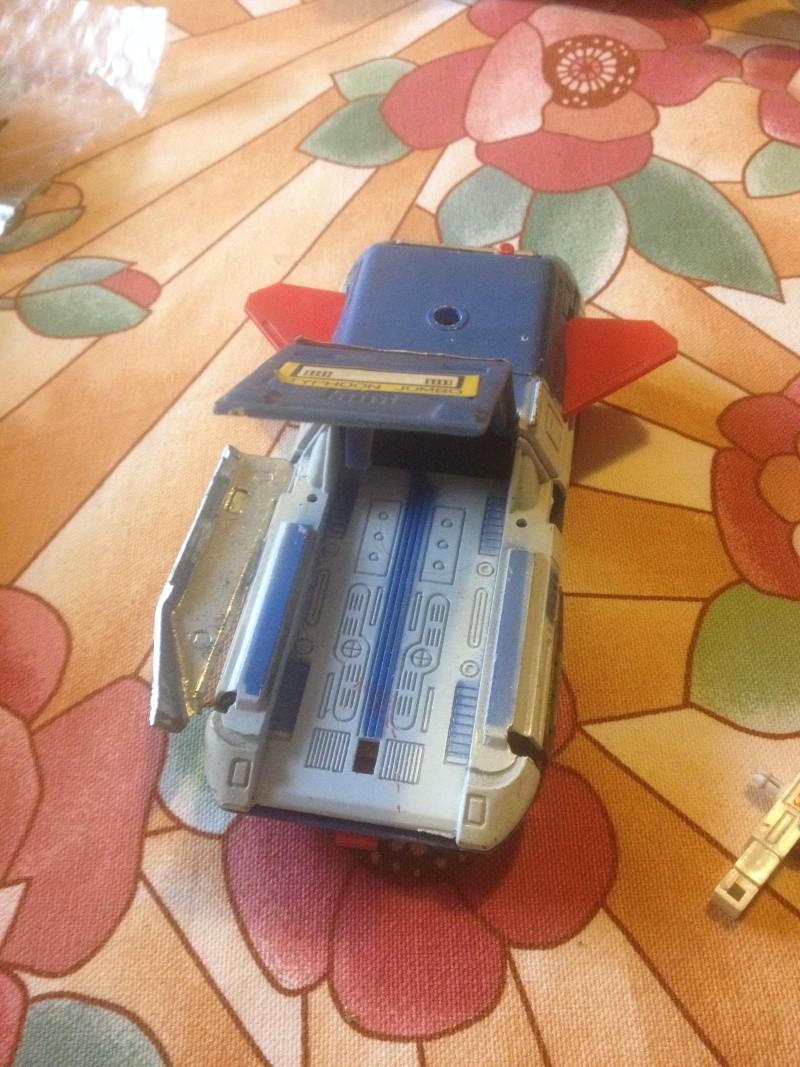 lotto ricambi mekander, micronauti e rottami vari - prezzo spedito! Img_0620