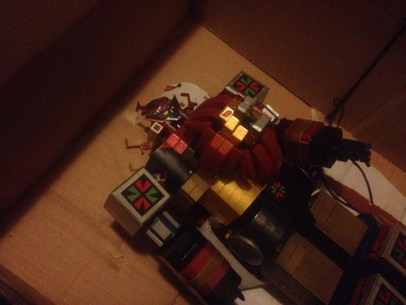 Daltanius Custom In Lego Trasformabile Soul Of Chogokin Gx-59 Img_0628