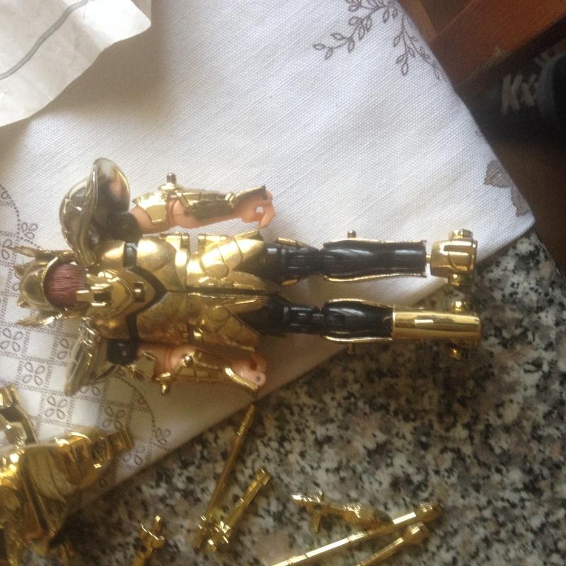 cavalieri dello zodiaco libra/bilancia (gigante) e cancro/cancer/death mask Img_0716