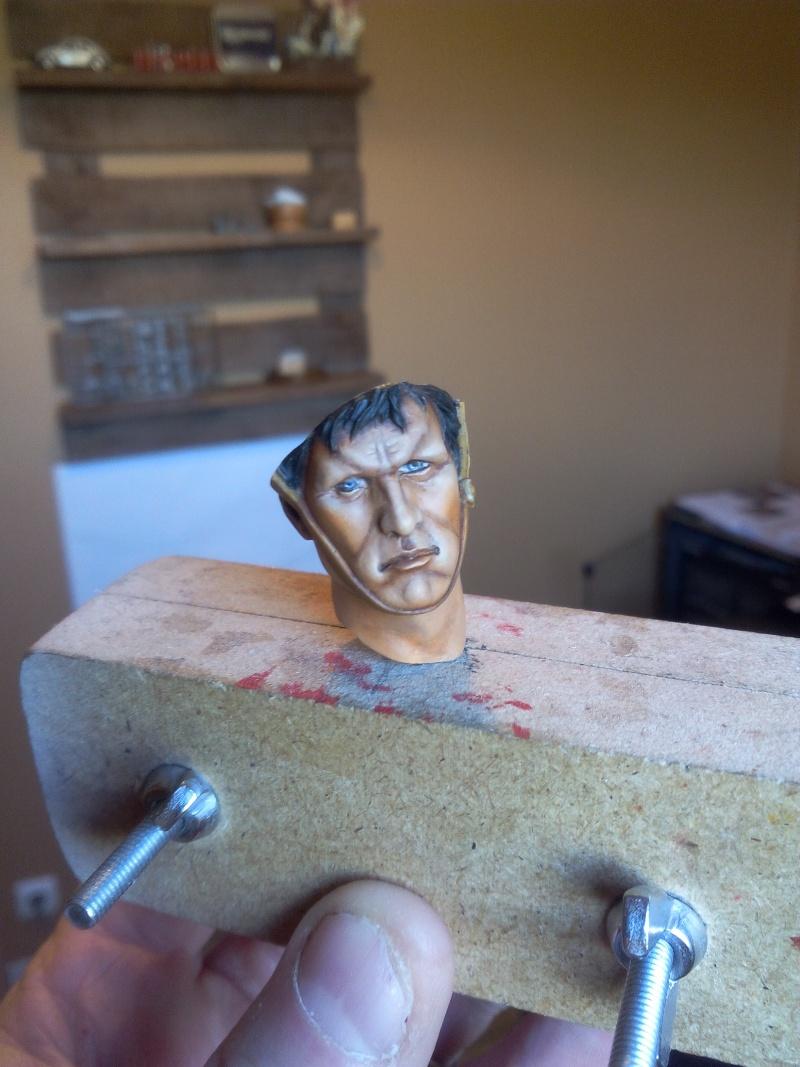 Buste Tommy Bataille de la somme Young miniatures, retour de Ransart Img_2031