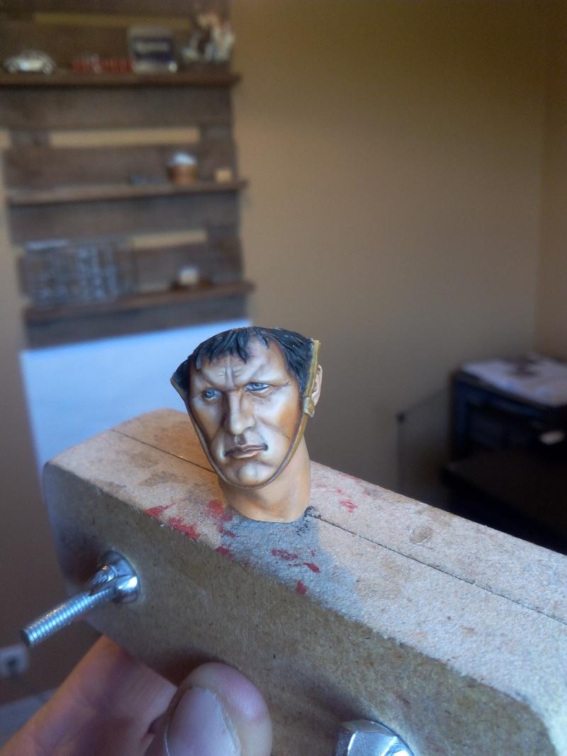 Buste Tommy Bataille de la somme Young miniatures, retour de Ransart Img_2032