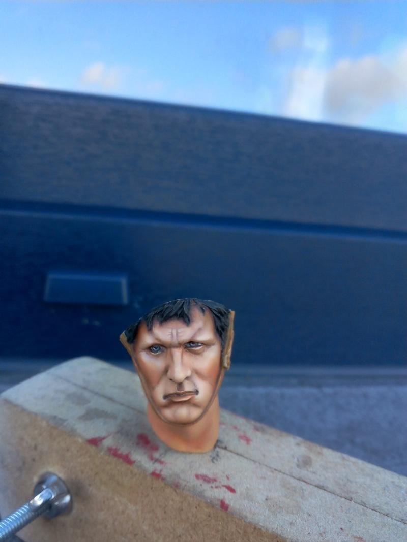 Buste Tommy Bataille de la somme Young miniatures, retour de Ransart Img_2033