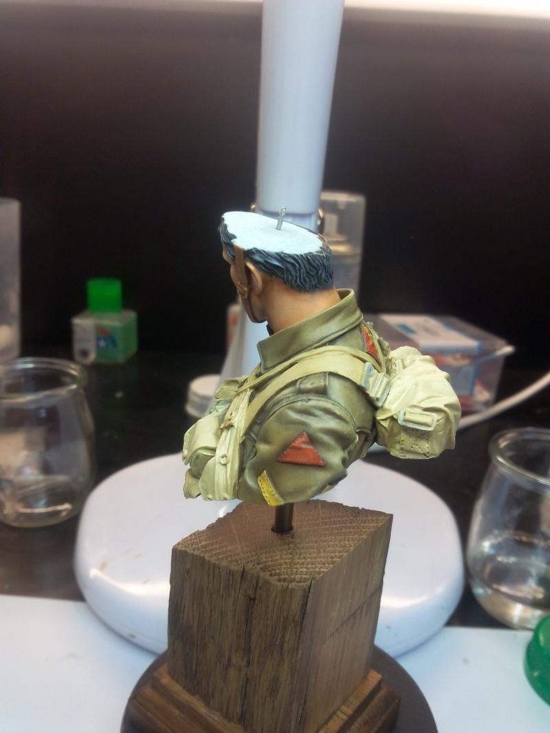 Buste Tommy Bataille de la somme Young miniatures, retour de Ransart Img_2042