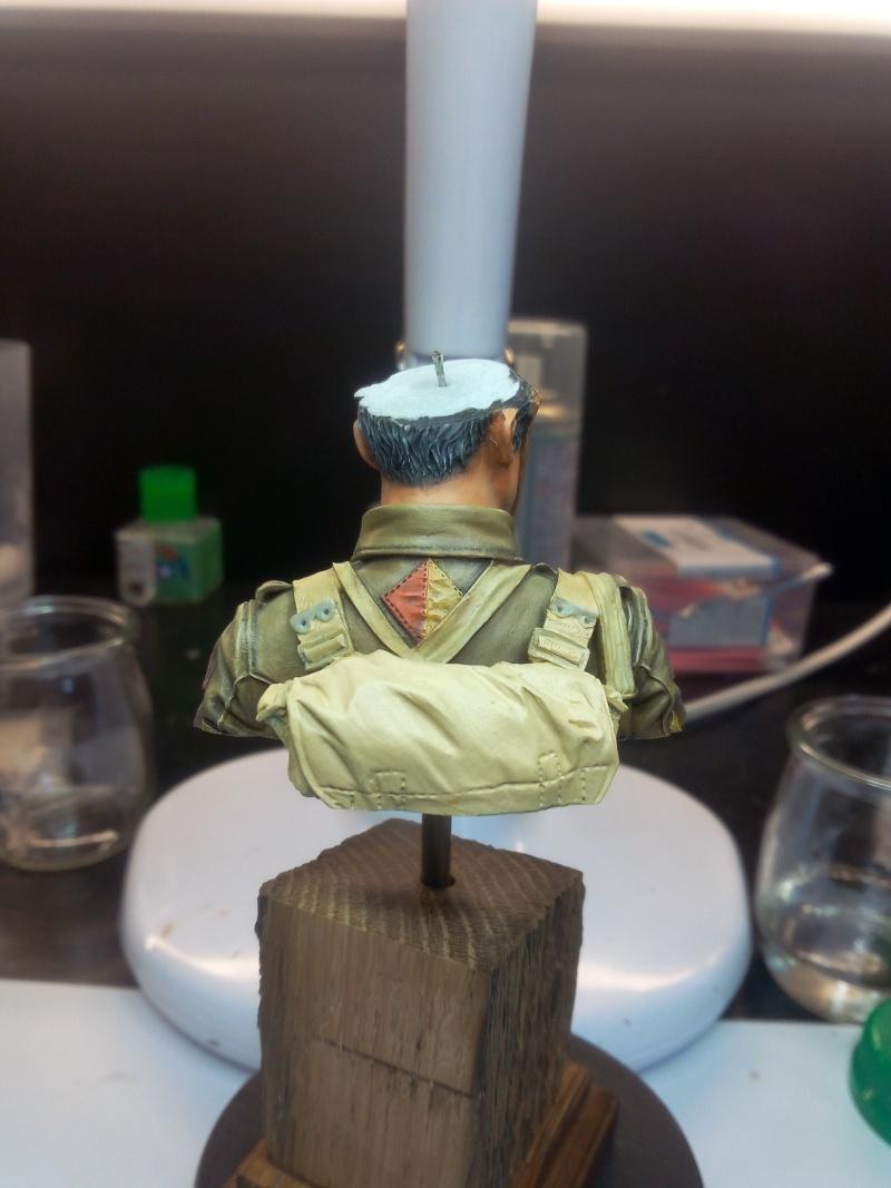 Buste Tommy Bataille de la somme Young miniatures, retour de Ransart Img_2043