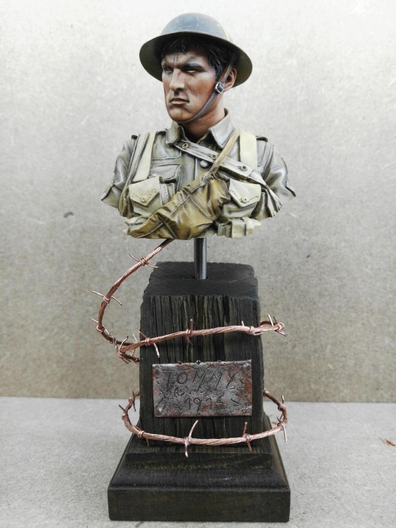 Buste Tommy Bataille de la somme Young miniatures, retour de Ransart - Page 2 Img_2073