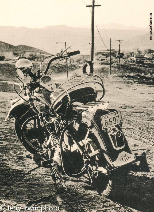 Vieilles photos (pour ceux qui aiment les anciennes photos de bikers ou autre......) - Page 6 12107710
