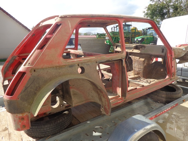 "construction d'un proto ""maxi 5 Turbo"" Dsc01914"