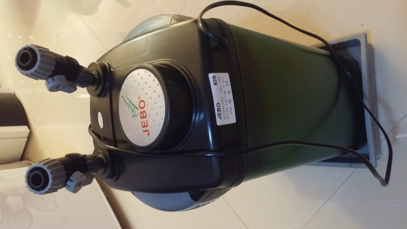 WTS: Canister Jebo 829 2nd hand 20151114