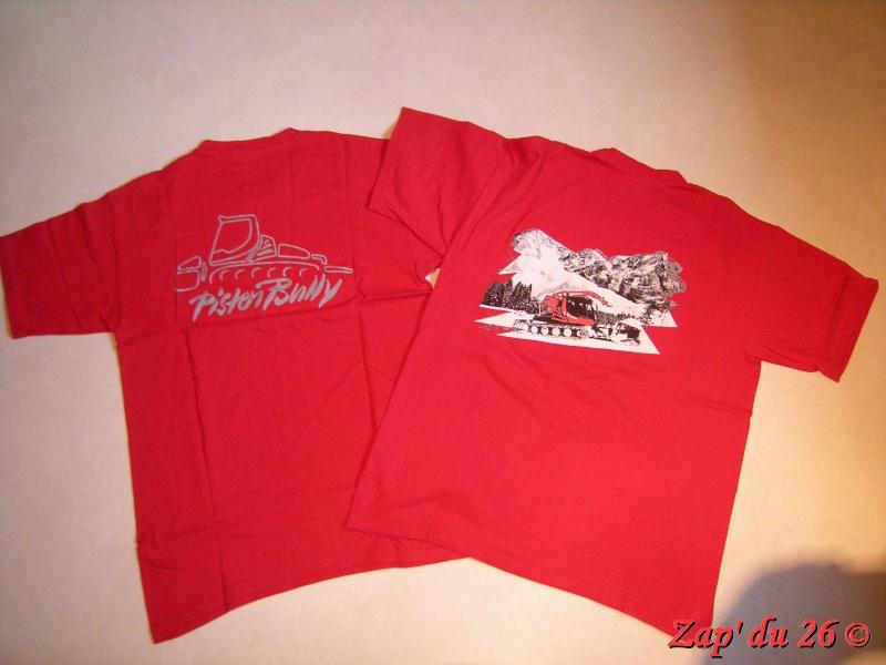 Produits dérivés Pistenbully - Boutique Pistenbully Dscn7915