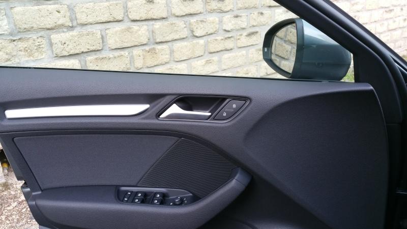 Pannelli porta Audi A3 8V sbiancati 20151010