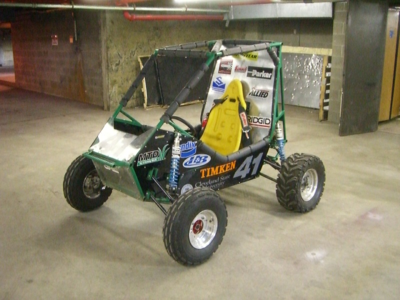 Dustin's 1986 Craftsman Woods Tractor - Full Suspension, Electric Conversion 2007-010