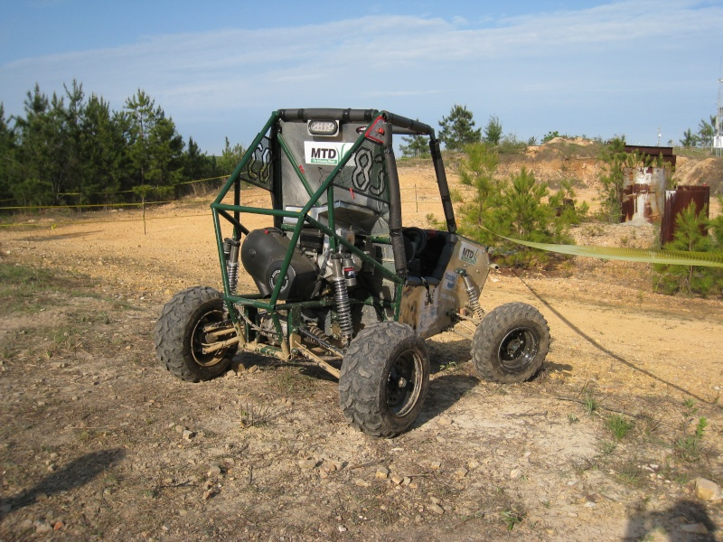 Dustin's 1986 Craftsman Woods Tractor - Full Suspension, Electric Conversion 2009-011