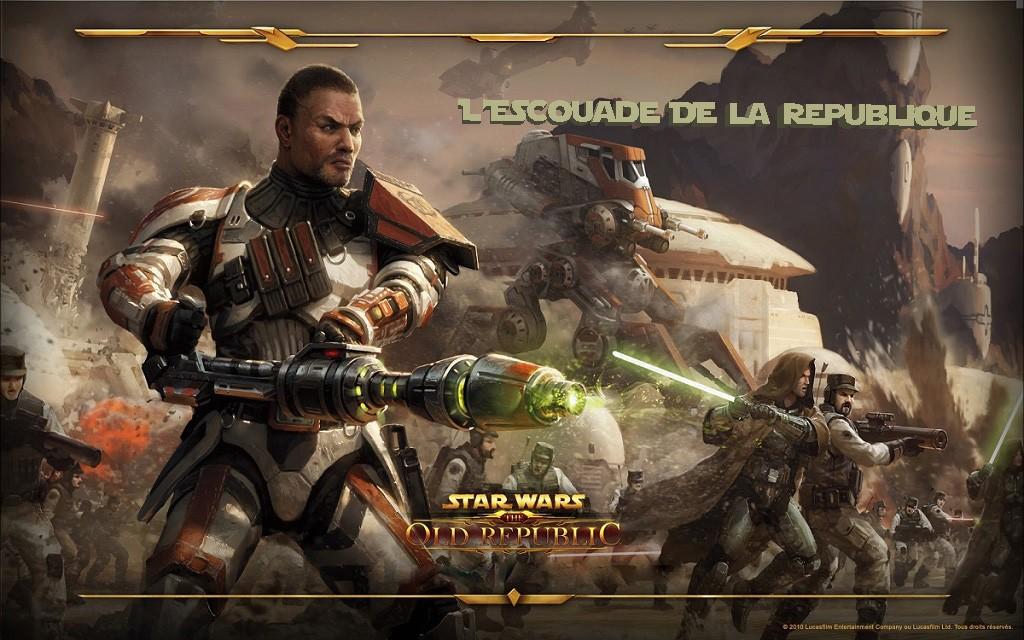 L'Escouade de la République