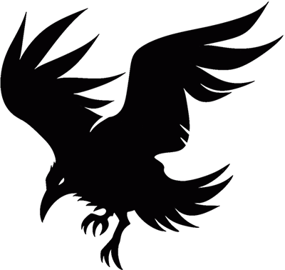 Crows of the fairies  Emblem11