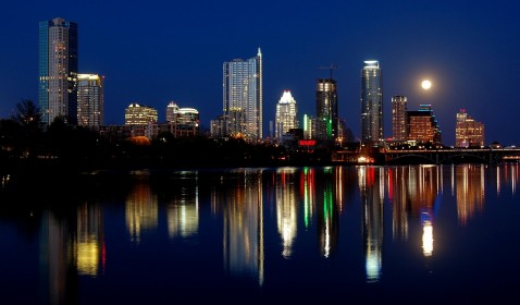Austin a Noite