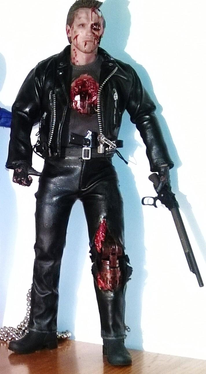 Terminator 2 Battle Damage Termin11