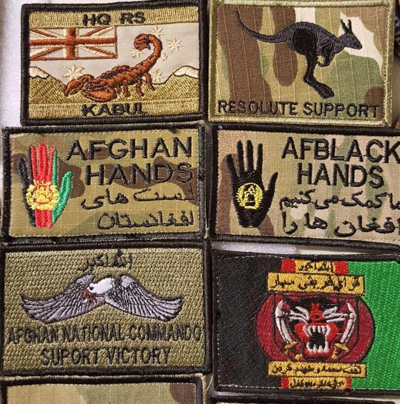 Afghan Patch ID Help 20151216