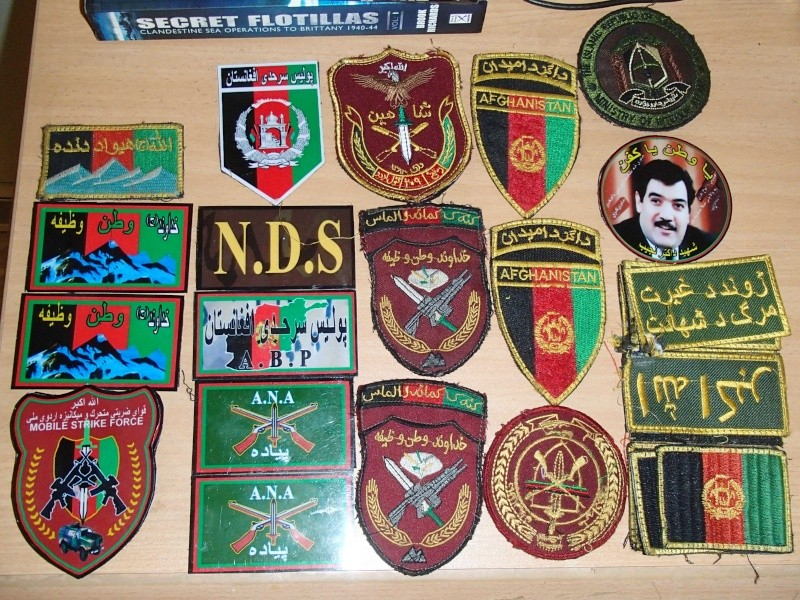 Afghan Patches from Bush Market Kabul P1260010
