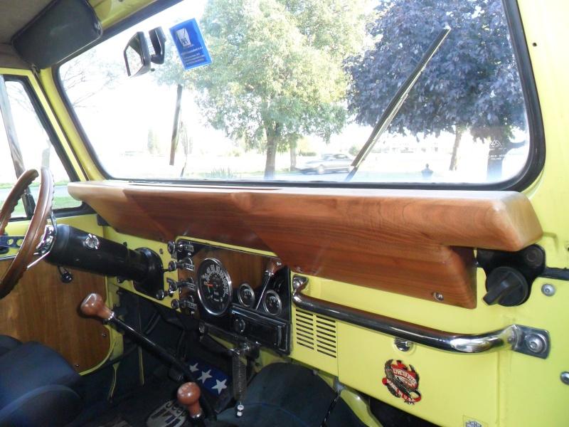 INTERNI IN LEGNO per Jeep, si comincia.  Sam_0915