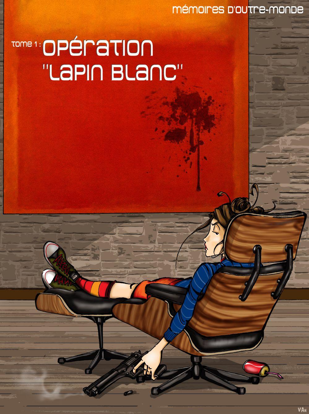 [Planches] Projet ''Opération Lapin Blanc'' 001al14